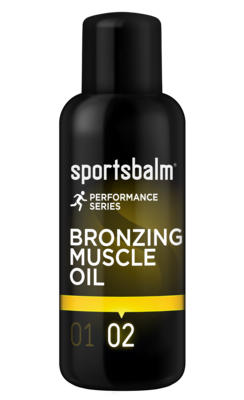 Bronzing Muscle Oil